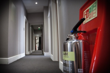 Fire Safety at The W14 Hotel